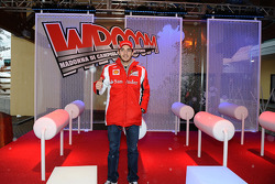 Jules Bianchi, test driver Scuderia Ferrari