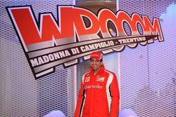 Marc Gené, pilote d'essais Ferrari