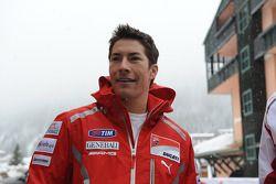 Ники Хейден, Ducati