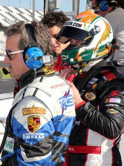 Kevin Buckler and Tim George Jr.