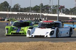 #7 Starworks Motorsport Ford-Riley: Doug Peterson, RJ Valentine
