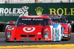 #02 Chip Ganassi Racing with Felix Sabates BMW-Riley: Scott Dixon, Dario Franchitti, Jamie McMurray,