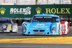 #01 Chip Ganassi Racing with Felix Sabates BMW-Riley: Joey Hand, Scott Pruett, Graham Rahal, Memo Ro
