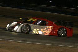 #45 Flying Lizard Motorsports Porsche-Riley: Jörg Bergmeister, Patrick Long, Seth Neiman, Johannes v
