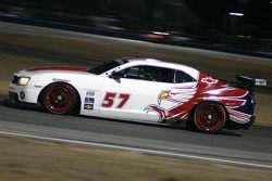 #57 Stevenson Motorsports Camaro GT.R: Ronnie Bremer, Robin Liddell, Jan Magnussen