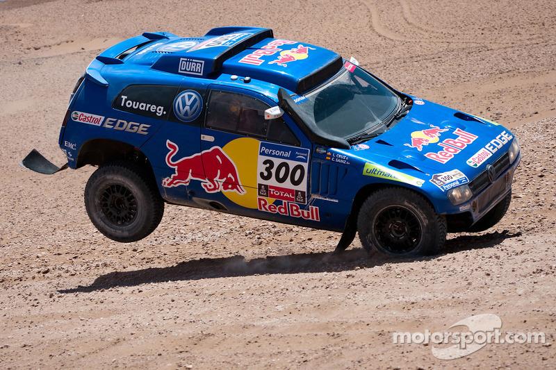 #300 Volkswagen: Carlos Sainz y Lucas Cruz Senra