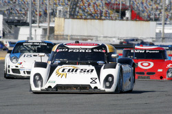 #8 Starworks Motorsport Ford-Riley: Ryan Dalziel, Mike Forest, Jim Lowe
