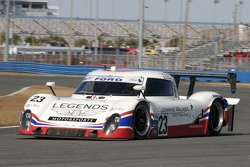#23 United Autosports with Michael Shank Racing Ford-Riley: Mark Blundell, Zak Brown, Martin Brundle