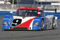 #9 Action Express Racing Porsche-Riley: Joao Barbosa, Terry Borcheller, Christian Fittipaldi, JC Fra