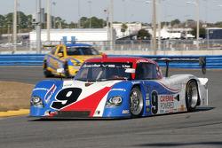 #9 Action Express Racing Porsche-Riley: Joao Barbosa, Terry Borcheller, Christian Fittipaldi, JC France, Max Papis