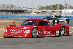 #99 GAINSCO/Bob Stallings Racing Chevrolet-Riley: Jon Fogarty, Alex Gurney, Jimmie Johnson