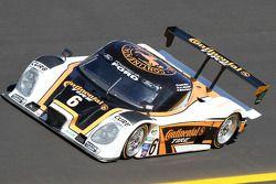 #6 Michael Shank Racing with Curb Agajanian Ford-Dallara: A.J. Allmendinger, Michael McDowell, Justi