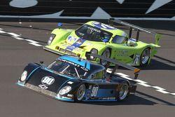 #90 Spirit of Daytona Racing Chevrolet-Coyote: Paul Edwards, Antonio Garcia, Sascha Maassen, #76 Kro