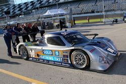 #10 SunTrust Racing Chevrolet-Dallara