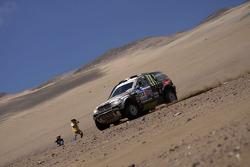 #313 BMW: Ricardo Leal dos Santos et Paulo Fiuza