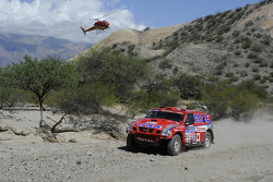 #312 Nissan: Christian Lavieille and Jean-Michel Polato