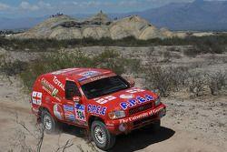 #334 Nissan: David Deslandes et Alain Brousse