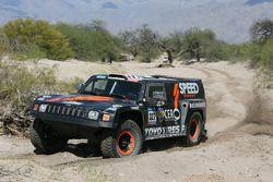 #327 Hummer H3: Eliseo Salazar et Steve La Roza