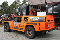 #303 Hummer H3 of Robby Gordon