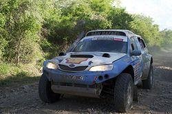 #438 Subaru: Lucio Ezequiel Alvarez, Antonio Walter Belard