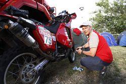 #75 KTM: Pierrick Bonnet