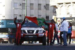 #331 Nissan Overdrive: Francisco Inocencio, Pedro Velosa