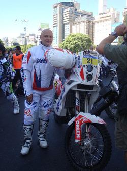 #21 KTM: Jacek Czachor