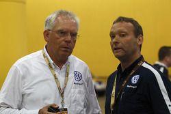 Dr. Hackenberg et Kris Nissen