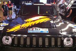 Hummer H3 van Eliseo Salazar