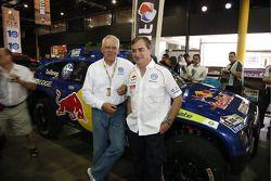 Dr. Ulrich Hackenberg, Carlos Sainz