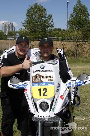 #12 BMW: Ze Helio