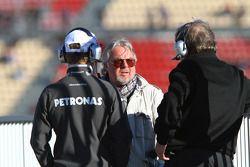 Keke Rosberg, Mercedes GP Petronas F1 Team