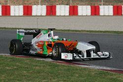 Paul di Resta, Piloto de Pruebas de Force India F1 Team