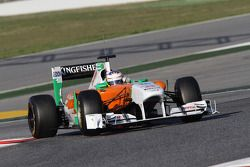 Paul di Resta, Piloto de Pruebas de Force India F1 Team