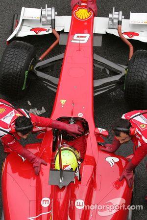 Фелипе Масса, Scuderia Ferrari