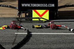 Scuderia Toro Rosso atmosfer