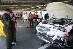 Brian Keselowski, Keselowski Dodge, après son accident