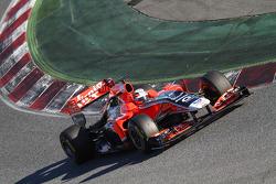 Jérôme d'Ambrosio, Marussia Virgin Racing