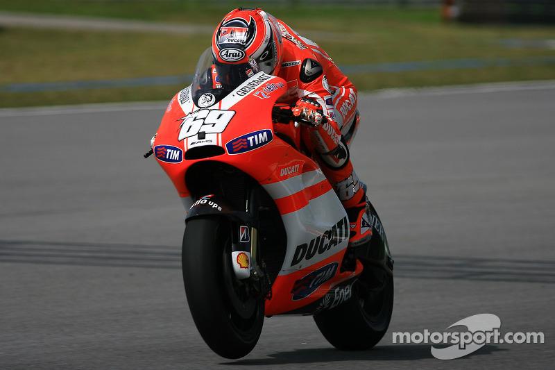 2011. Nicky Hayden