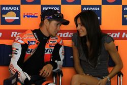 Casey Stoner de Repsol Honda Team