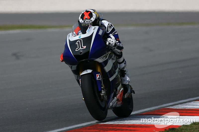 2011: Jorge Lorenzo, Yamaha Factory Team