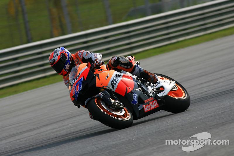 2011: Casey Stoner- GP do Catar - 1º lugar