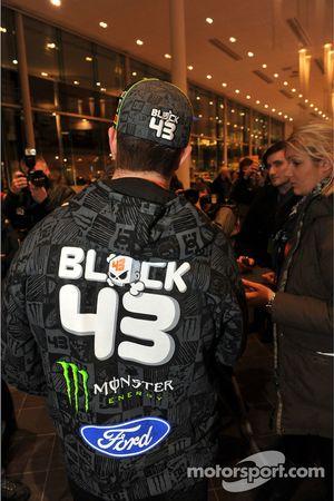 Ken Block, Ford Fiesta WRC, Monster World Rally Team