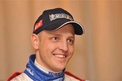 Mikko Hirvonen, Ford Fiesta RS WRC, BP Ford Abu Dhabi World Rally Team