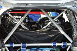 Technical, new Ford Fiesta WRC