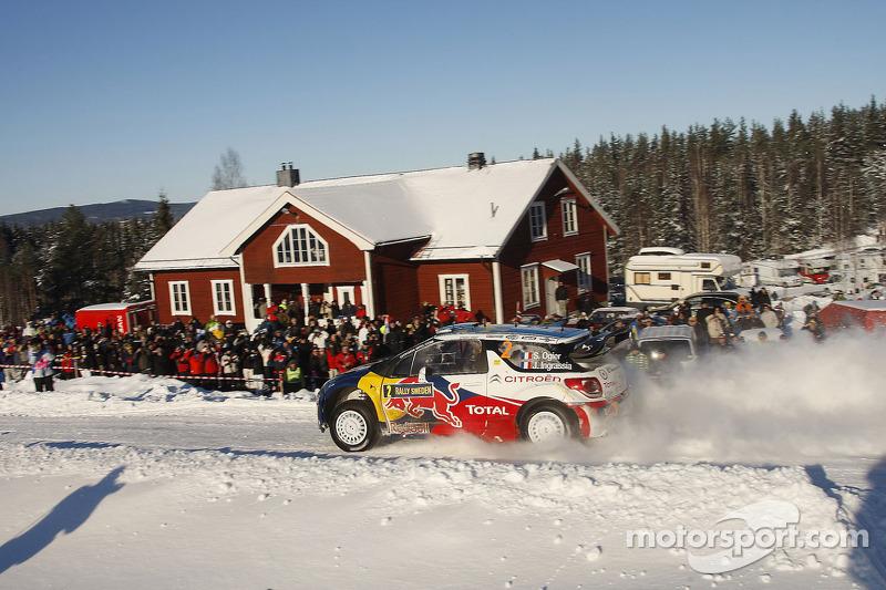 Suède 2011 : 1re victoire de Power Stage