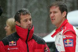 Sébastien Loeb et Sébastien Ogier, Citroën DS3 WRC, Citroën Total World Rally Team