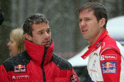 Sébastien Loeb et Sébastien Ogier, Citroën DS3 WRC, Citroën Total World Rally Team
