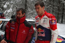Sébastien Ogier et Julien Ingrassia and Citroën DS3 WRC, Citroën Total World Rally Team