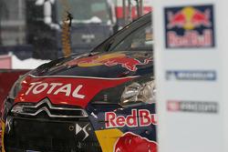 Sébastien Ogier et Julien Ingrassia and Citroën DS3 WRC, Citroën Total World Rally Team